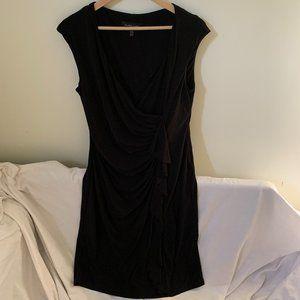 Evan Picone BLACK LABEL Beautiful Black Dress